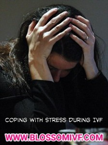 coping with stress during ivf