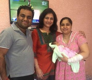 Sushma and Ravi Kumar - Infertility Treatment Success after 8 years marriage life