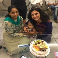 Jashoda Ashish Choksi - After 6yrs. of marriage life - Happiness after IVF success