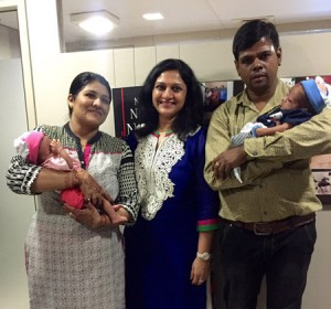 Manisha Bhagwati Periwal - Emotional IVF Journey