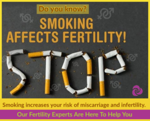 How Smoking Hurts Fertility